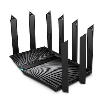TP-LINK 三頻Wi-Fi 6路由器(Archer AX90)