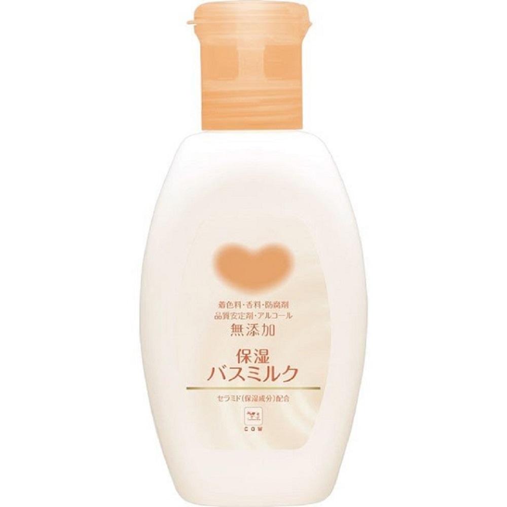 日本【牛乳石鹼】無添加保濕入浴劑 560ml
