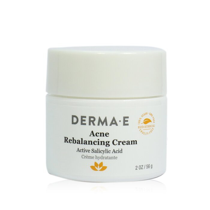 DERMA E - Anti-Acne Acne Rebalancing Cream
