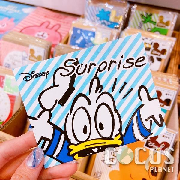 正版授權 迪士尼立體卡片 唐老鴨 Donald 小卡片 生日卡 萬用卡片 卡片 COCOS DA030