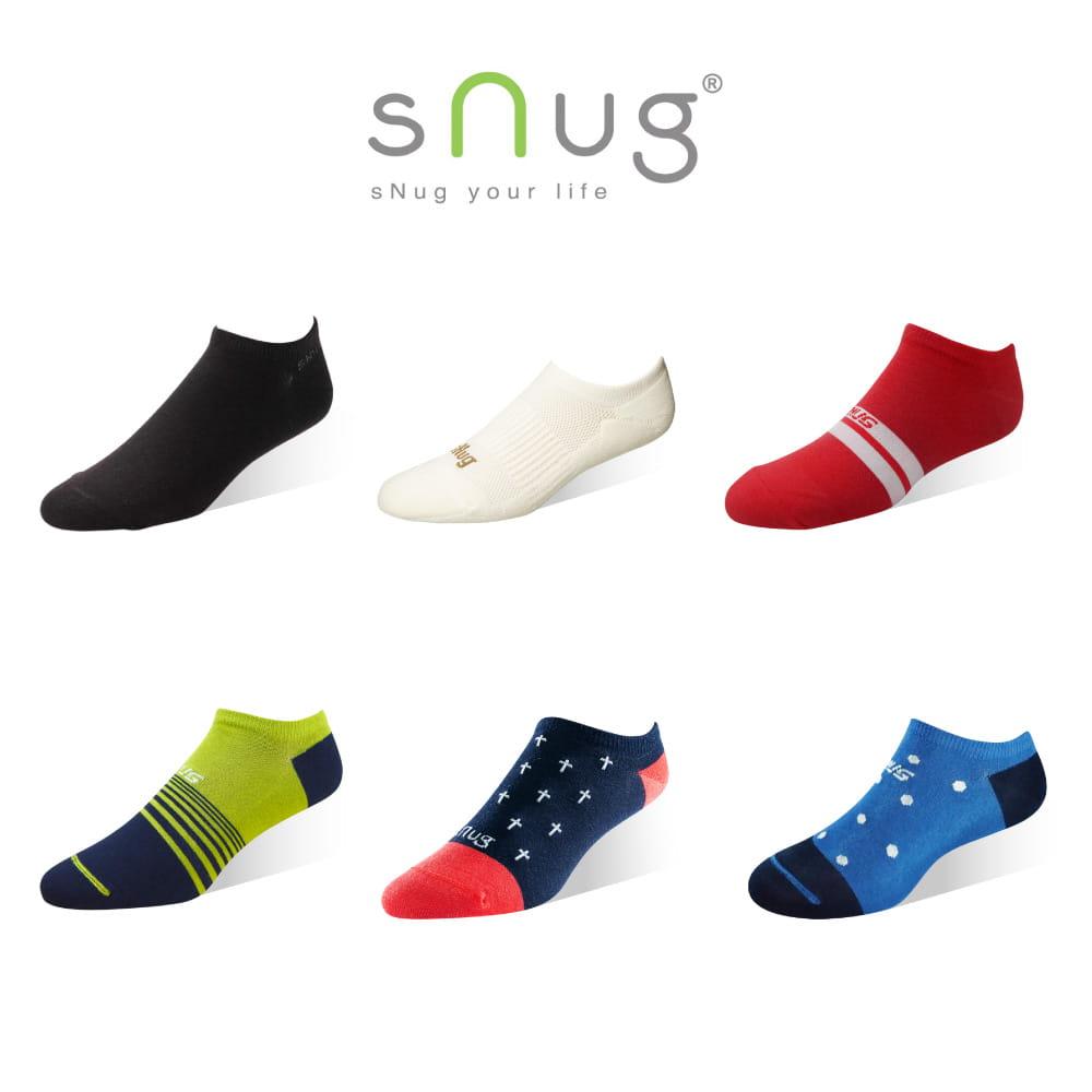 sNug 時尚船襪 除臭襪(船型襪/短襪)