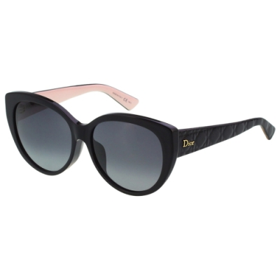 Dior 太陽眼鏡(黑配粉)DIORLADY1NF