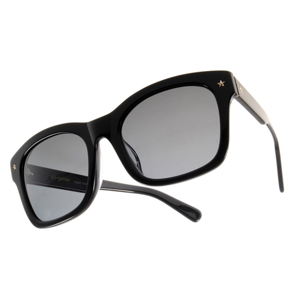 Go-Getter 太陽眼鏡 GS1004 BK 韓系百搭款 - 金橘眼鏡