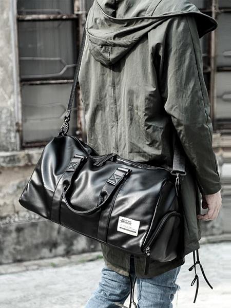 健身背包男行李袋