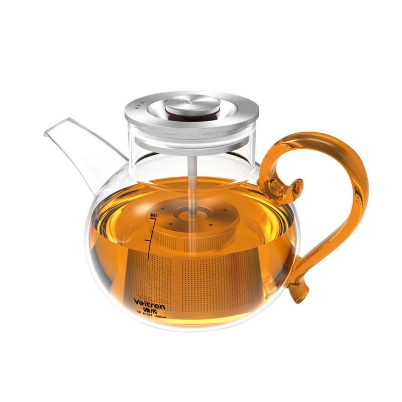 (芃芃屋)唯成柑普煮泡壺 YP-A1000(不含茶杯爐火)