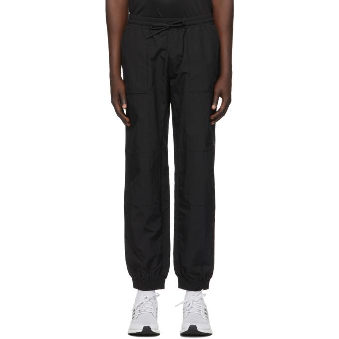 adidas Originals 黑色 ZNE 运动裤