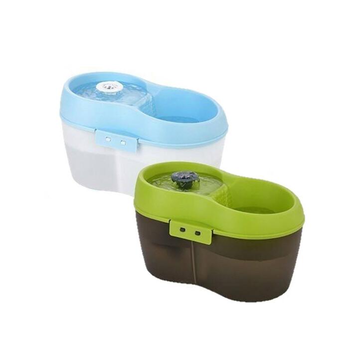 dog&cat h2o有氧濾水機-小2l 飲水機/活水機