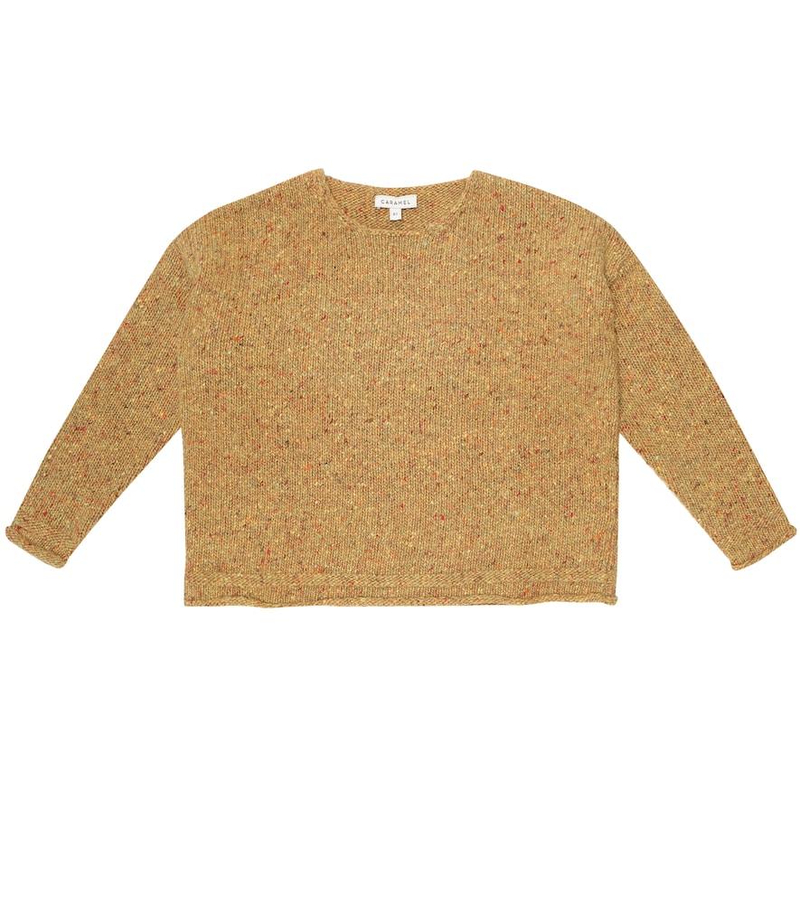 Warbler wool-blend sweater