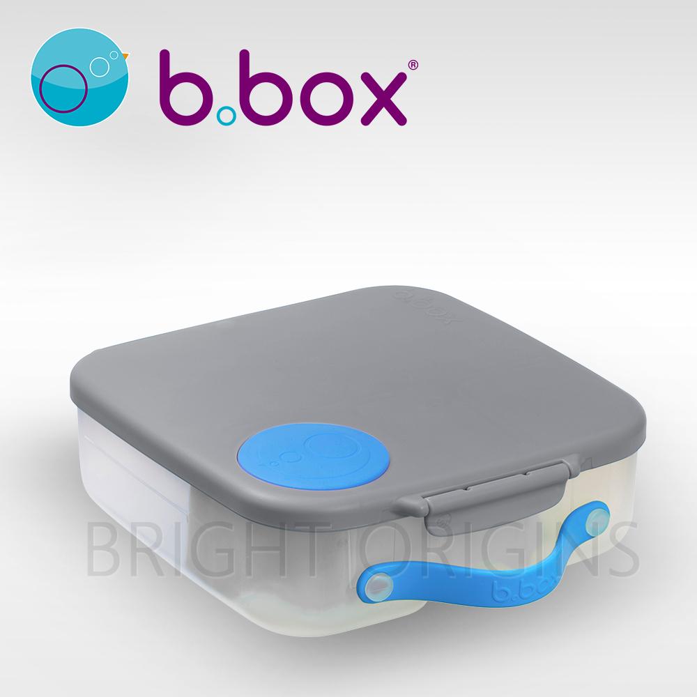 澳洲b.box 野餐便當盒(石灰藍)