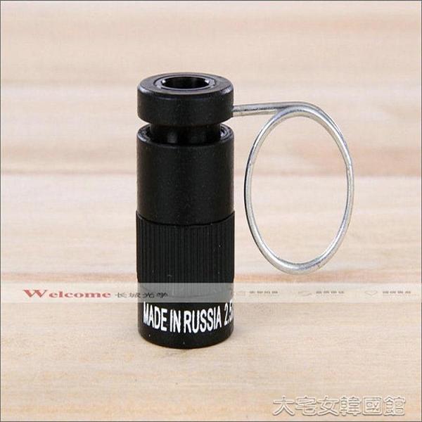 望遠鏡單筒望遠鏡俄羅斯特工2.5x17.5拇指微型望遠鏡迷你望遠鏡袖珍小巧 快速出貨