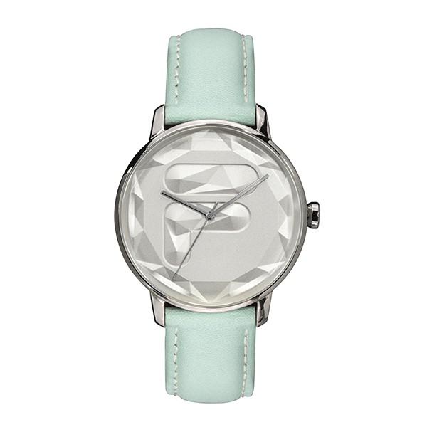 【FILA 斐樂】幾何切面LOGO設計腕錶(男錶 女錶)-38-184-003-台灣總代理公司貨-原廠保固兩年