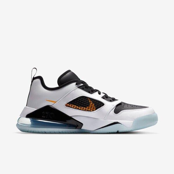 Nike Jordan Mars 270 Low [CK1196-101] 男鞋 籃球 輕盈 氣墊 經典 喬丹 白 綠