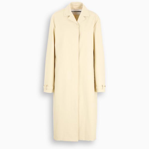 Jil Sander Trench coat single-breasted