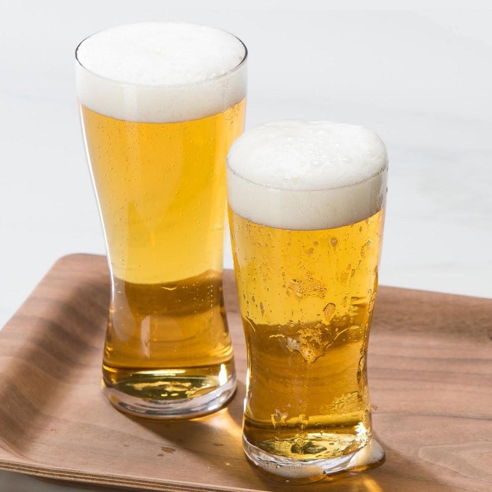 【日本ADERIA】強化薄吹啤酒杯-共3款(255ml/310ml/415ml)《屋外生活》野炊 露營 烤肉