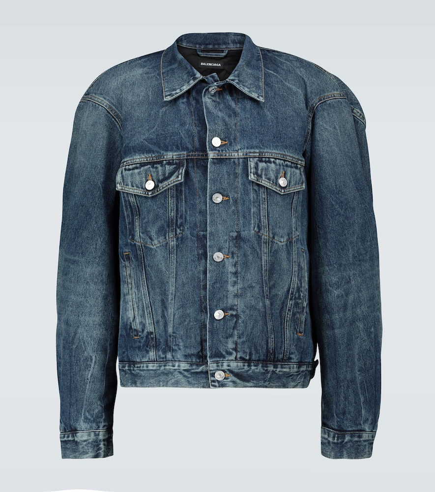 Steroid denim jacket