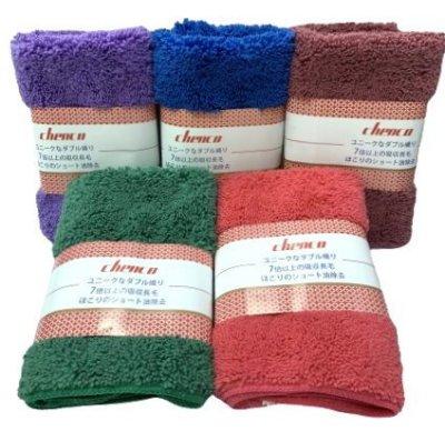 【雷恩的美國小舖】CHENCO 兩用擦拭布 抹布 吸水布 灰塵布  顏色隨機