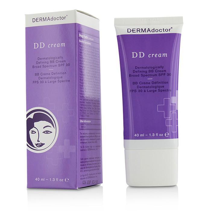 德瑪醫生 - 多效保濕防曬DD霜 DD Cream(皮膚科定義BB霜SPF30)