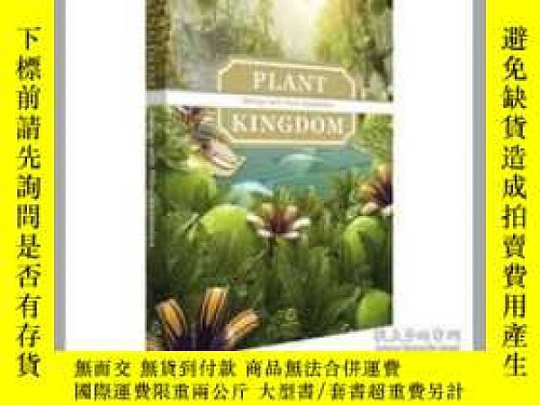 二手書博民逛書店PLANT罕見KINGDOM Design with Plant AestheticsY376878 Send
