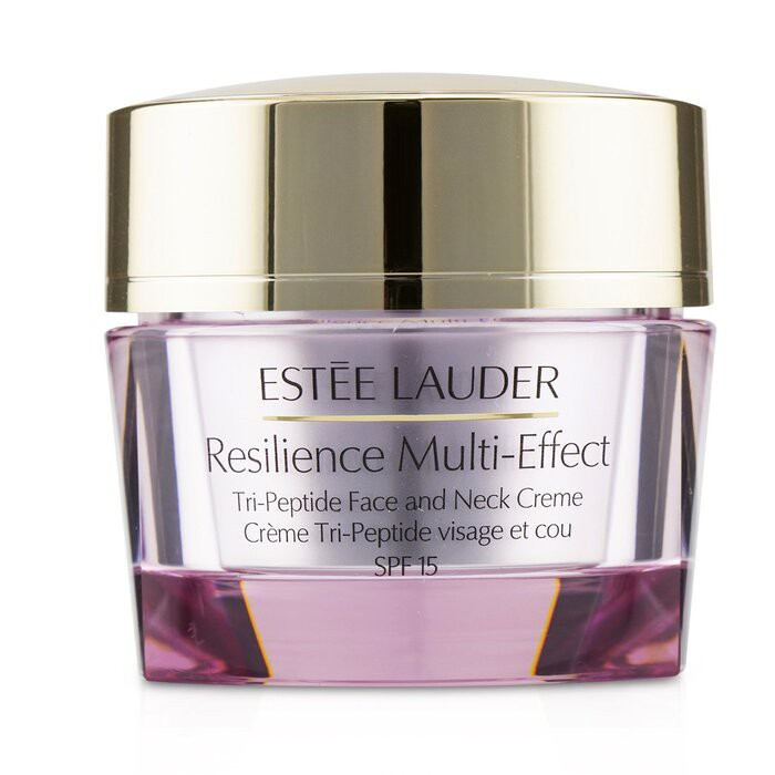 雅詩蘭黛 - Resilience Multi-Effect Tri-Peptide Face and Neck Cre