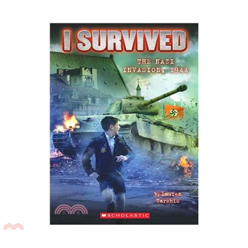 #9: The Nazi Invasion,1944【三民網路書店】[73折]