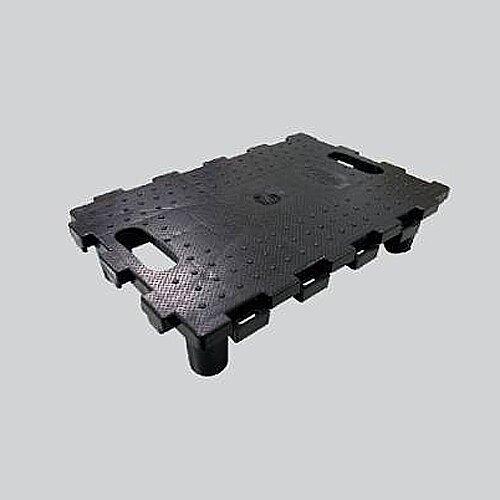 華塑塑膠 組合式塑膠棧板 HS-410D 二個以上可組合 花盆 倉庫 餐廳 廚房 種花 種菜 家電 墊高 離地