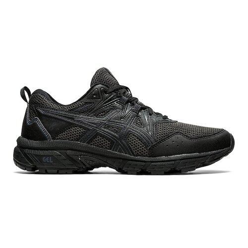 Asics Gel-venture 8 (d) [1012A706-001] 女鞋 運動 休閒 慢跑 越野 支撐 黑