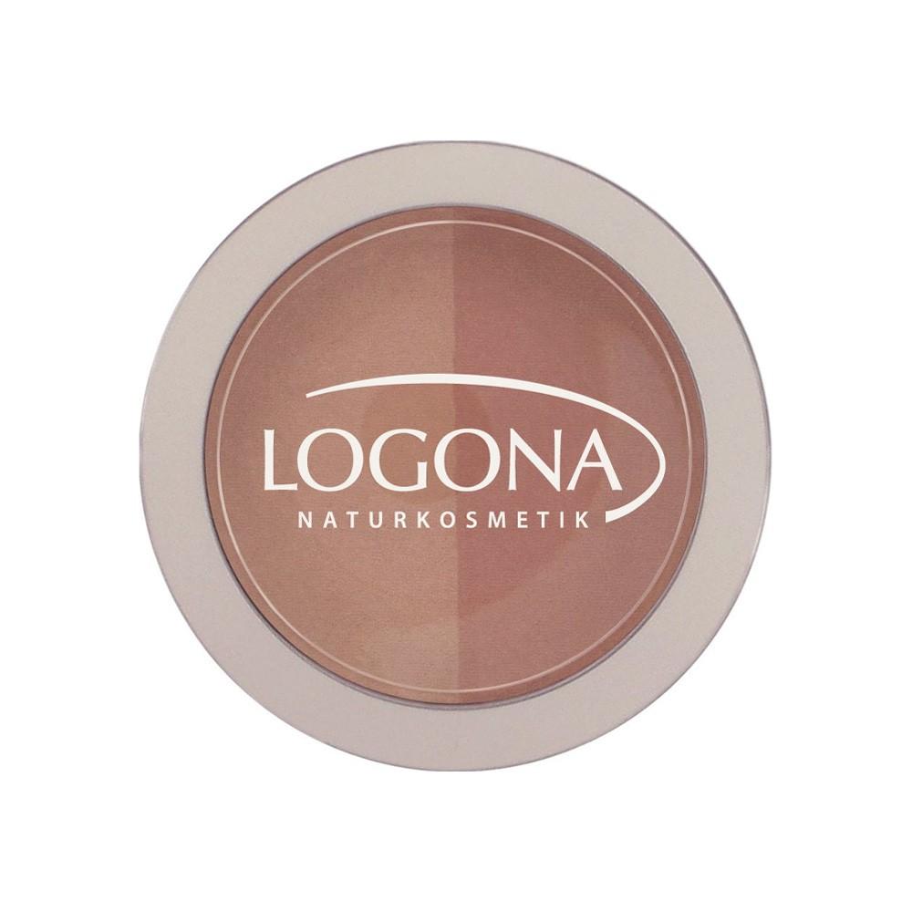德國 Logona 諾格那 自然絕色腮紅 - 03 米色紅磚 10g (LN516)