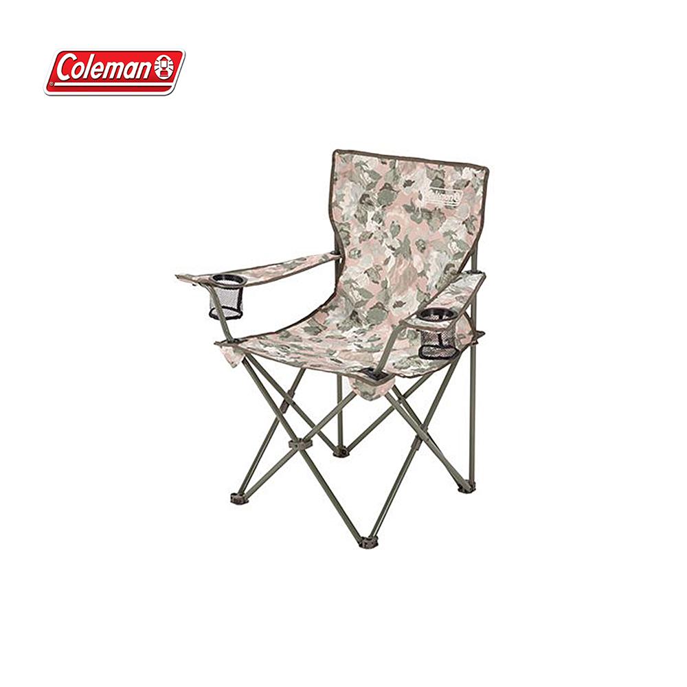 Coleman CM-35349 渡假休閒椅-大自然迷彩 休閒椅 折疊椅 露營椅 登山 露營