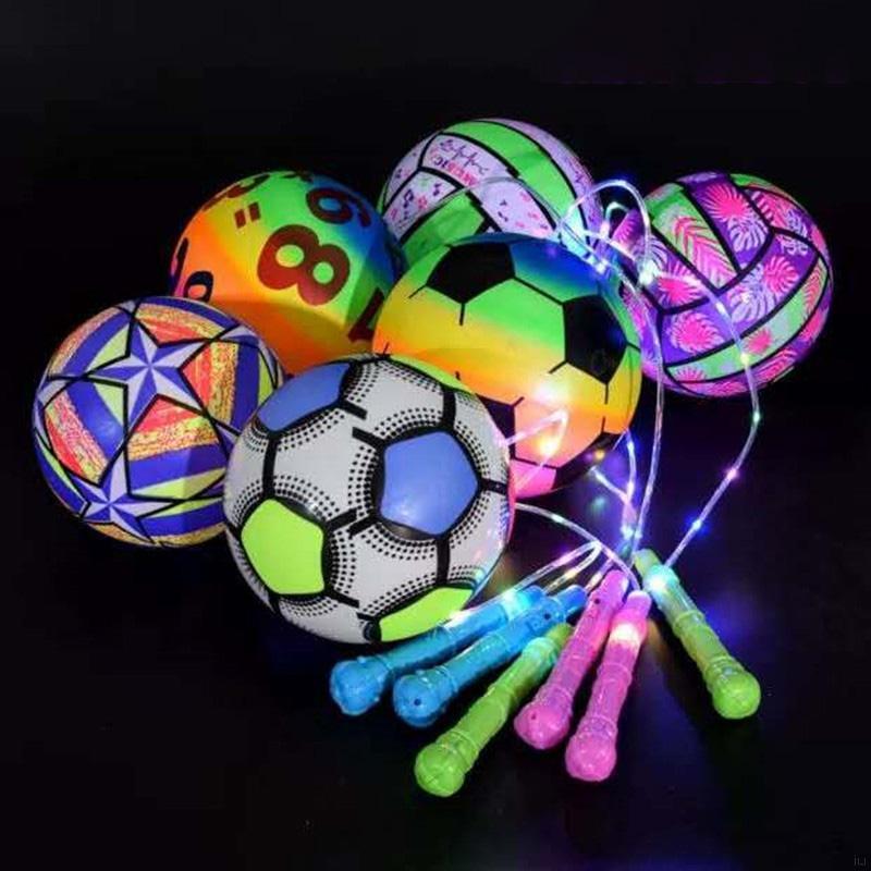 手提足球皮球燈籠 中秋節寶寶手提led燈籠 兒童健身發光玩具 【IU貝嬰屋】