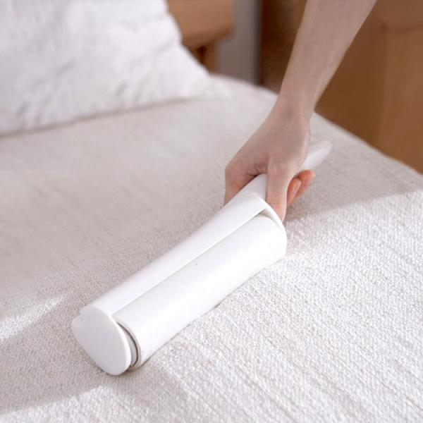 除塵刷 大號掃床刷子家用臥室清潔刷床上除塵刷灰塵刷掃床神器刷滾輪式