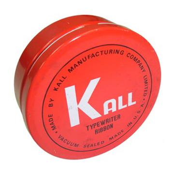 KALL 『 K.O.N 傳統手動機械式打字機』色帶(黑色&紅色)