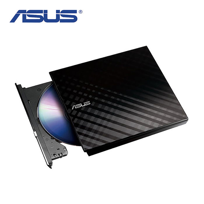 ASUS華碩 SDRW-08D2S-U 外接燒錄機 黑色(預購)
