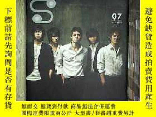 二手書博民逛書店Bluezine罕見media 2007 7Y203004