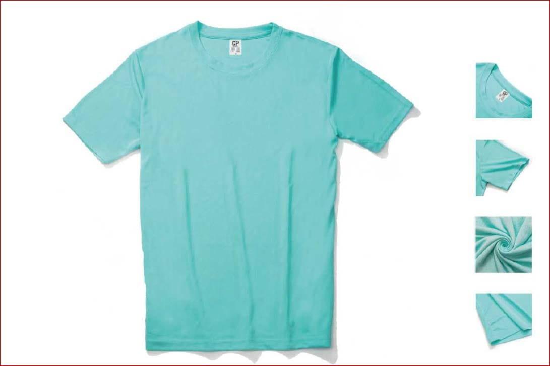 涼感T 男女皆適合 吸濕排汗 圓領 運動休閒T恤 振興方案