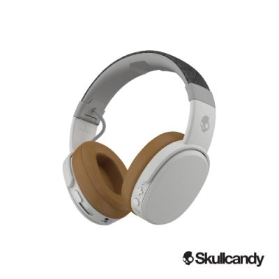 Skullcandy 骷髏糖 Crusher 跨許 震動藍牙耳機-白色(公司貨)
