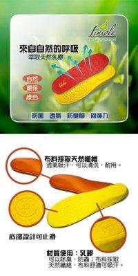 Linsole足弓支撐運動鞋墊 ◇ 8-9.5(美國碼)