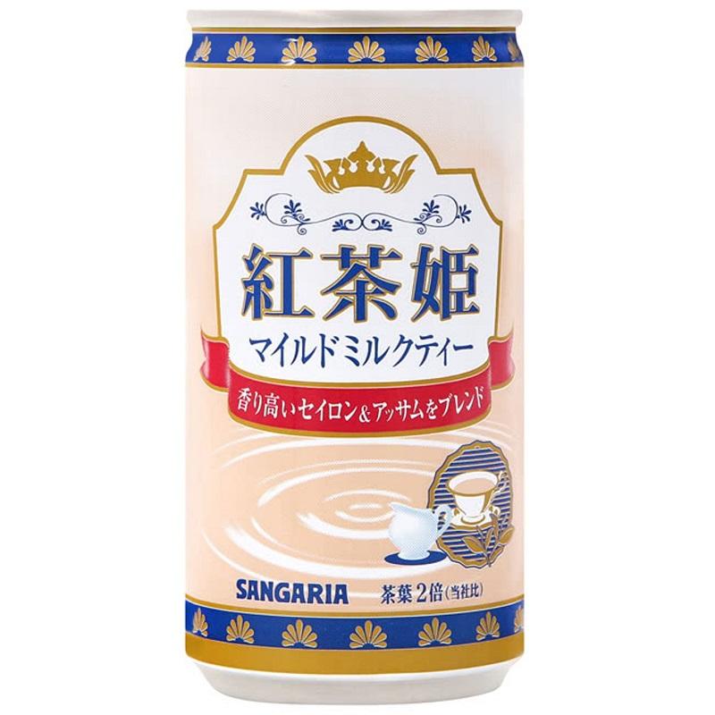 SANGARIA紅茶姬奶茶-185ml