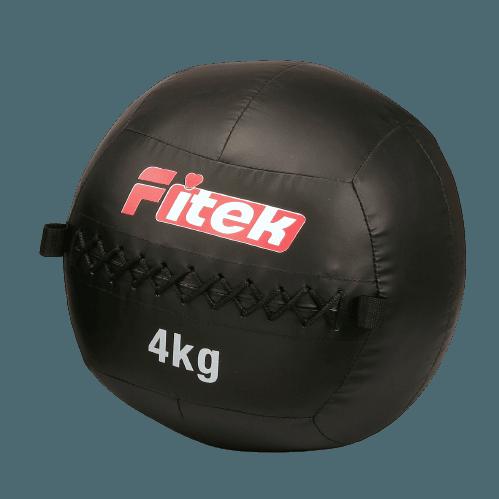 軟式藥球牆球4KG【Fitek】