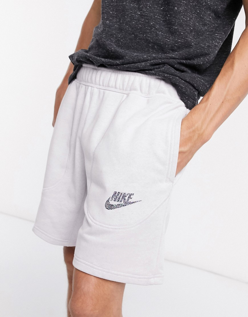 Nike Revival shorts in grey