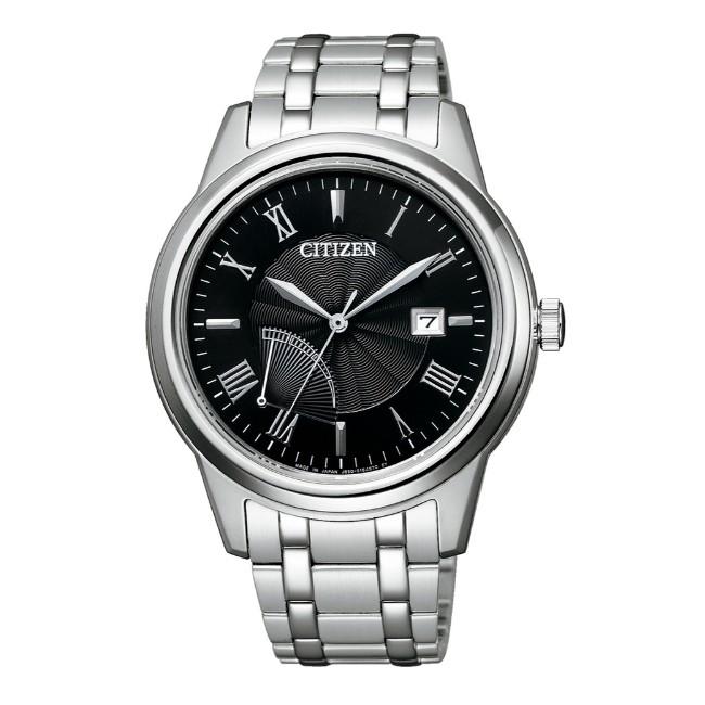 CITIZEN星辰 AW7001-98E 光動能時尚男錶