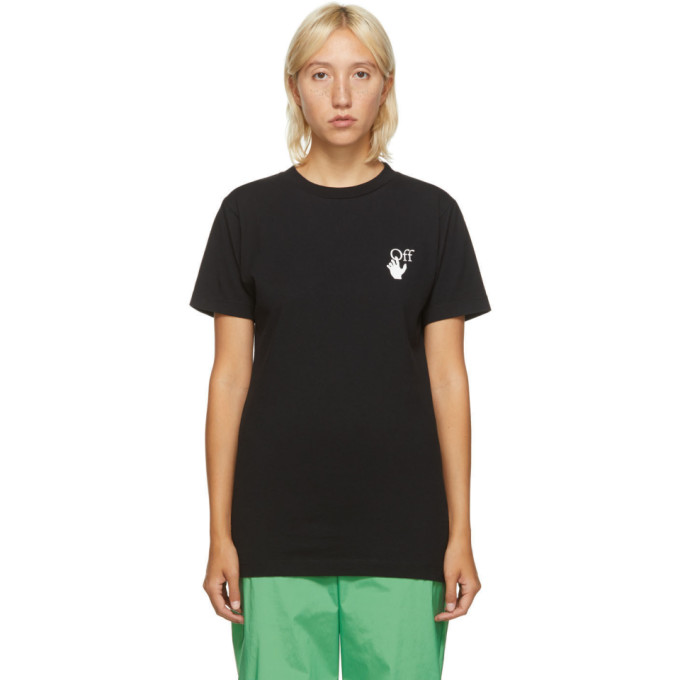 Off-White 黑色 Pascal Arrows T 恤