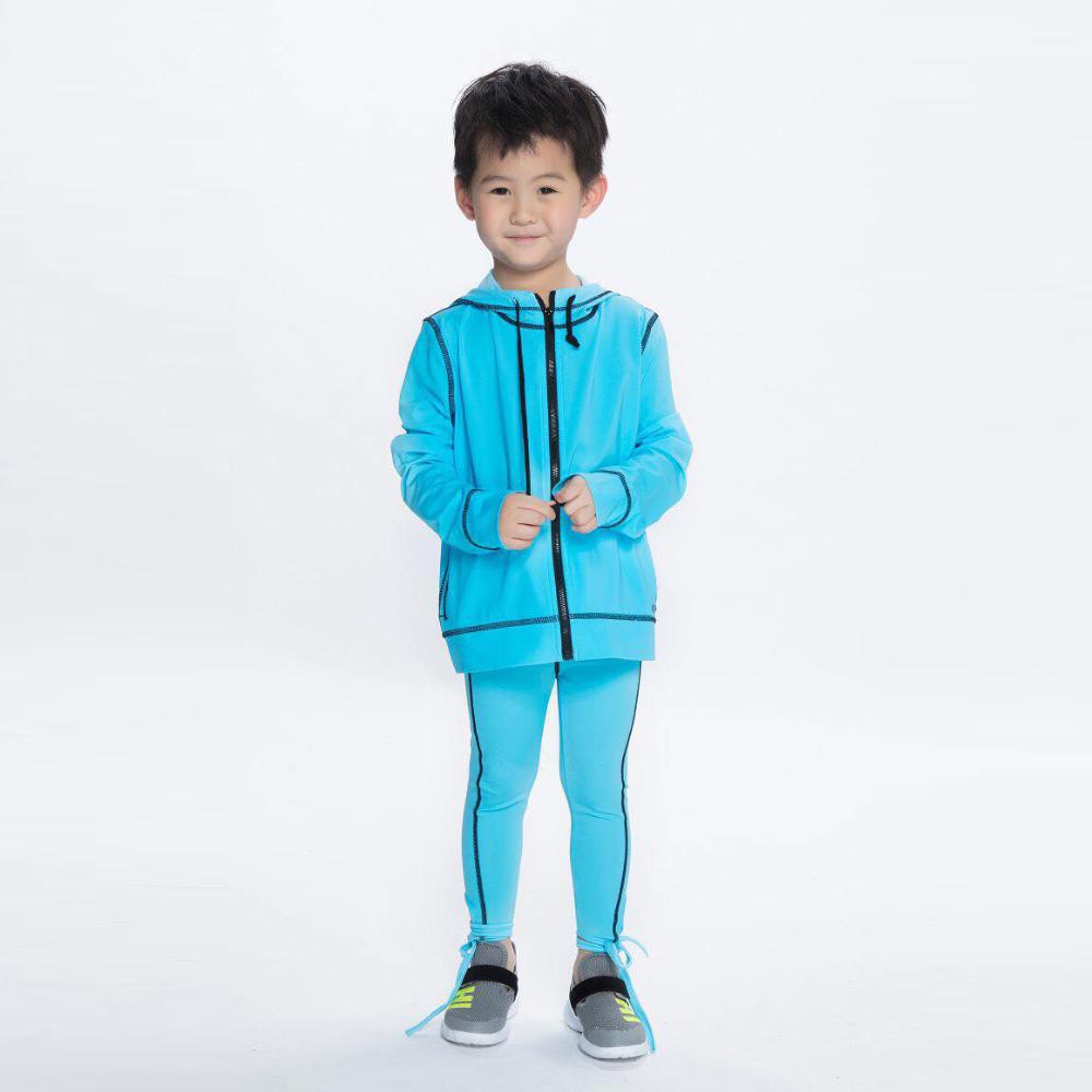 【HOII后益】風格時尚外套-兒童(三色:黃/紅/藍)