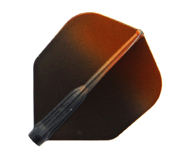 【Fit Flight AIR x Esprit】Black Gradation Shape Orange 鏢翼 DARTS