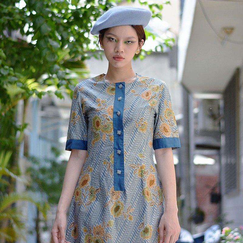 陽夏  |  古著洋裝