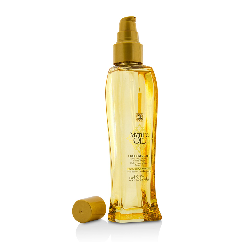 萊雅 L'Oreal - 摩洛哥堅果油 滋養護理油Professionnel Mythic Oil Nourishing Oil with Argan Oil (所有髮質)