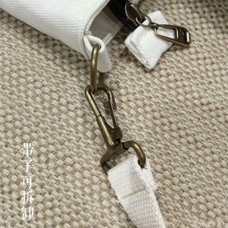 便當包日式手拎斜背兩用包便當包飯盒袋裝飯