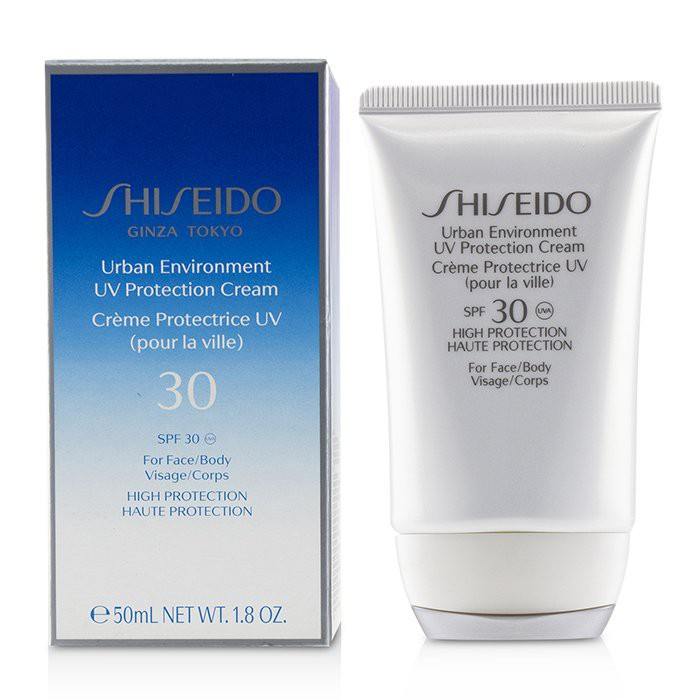 資生堂 - 防曬乳霜SPF 30(臉部及身體) Urban Environment UV Protection Crea