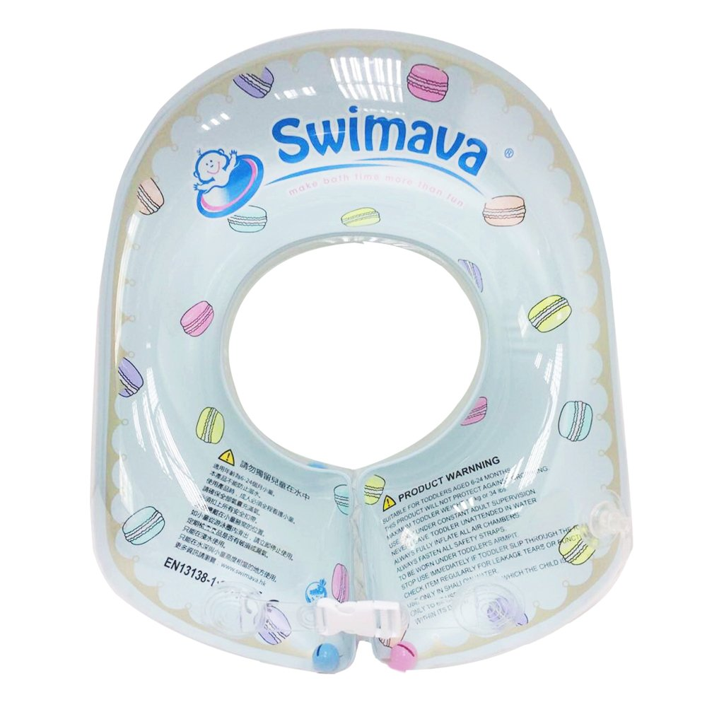 英國G2 Swimava馬卡龍初階小童泳圈-小號碼腋下圈