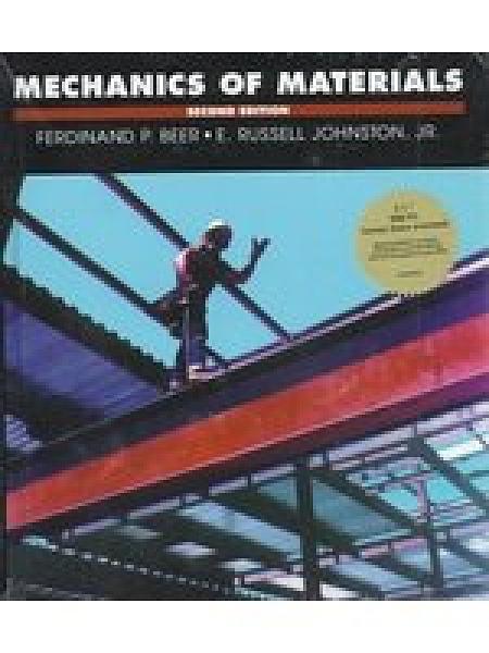 二手書博民逛書店 《Mechanics of Materials/Book and 5 1/4 Inch Disk》 R2Y ISBN:0078373409│FerdinandP.Beer