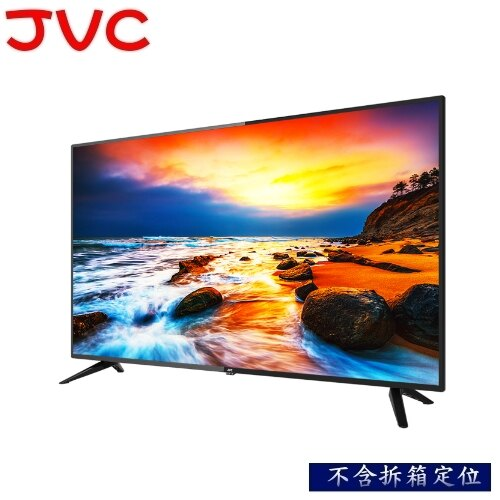 【JVC】43吋 Google 認證 Android TV《43L》3年保固